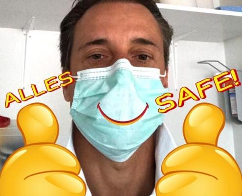 Alles Safe!